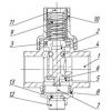 Регулятор давления поршневой РДП 21Б7Р ДУ 15 РУ16