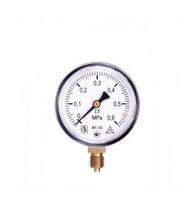 Манометр технический МТ-63 0,6